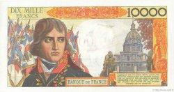 100 NF sur 10000 Francs BONAPARTE FRANCE  1958 F.55.01 SUP+