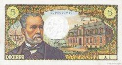 5 Francs PASTEUR FRANCE  1966 F.61.01 NEUF