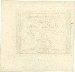 10 Sous variété FRANCE  1793 Ass.40d NEUF