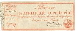 100 Francs avec série FRANCE  1796 Ass.60b SUP
