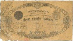 200 Francs type 1847 FRANCE  1864 F.A28.11 B+