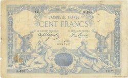 100 Francs type 1882 FRANCE  1883 F.A48.03 TB