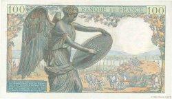 100 Francs DESCARTES FRANCE  1942 F.27.01 SPL
