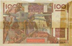 100 Francs JEUNE PAYSAN FRANCE  1950 F.28.26 TTB