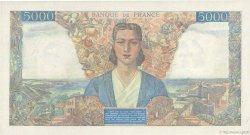 5000 Francs EMPIRE FRANÇAIS FRANCE  1945 F.47.33 SPL