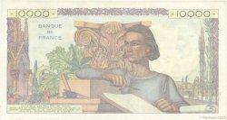 10000 Francs GÉNIE FRANÇAIS FRANCE  1946 F.50.05 TTB+
