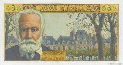 5 Nouveaux Francs VICTOR HUGO FRANCE  1963 F.56.14 SPL