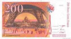 200 Francs EIFFEL FRANCE  1995 F.75.00 pr.NEUF