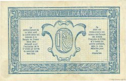 50 Centimes TRÉSORERIE AUX ARMÉES FRANCE  1917 VF.01.04 SPL