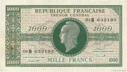 1000 Francs MARIANNE FRANCE  1945 VF.12.02 SUP+