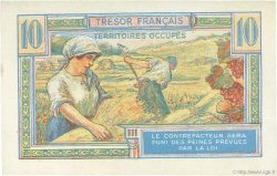 10 Francs TRÉSOR FRANÇAIS FRANCE  1947 VF.30.01 SPL