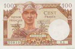 100 Francs TRÉSOR FRANÇAIS FRANCE  1947 VF.32.01 SPL