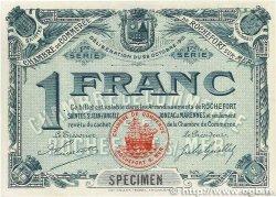1 Franc FRANCE régionalisme et divers ROCHEFORT-SUR-MER 1915 JP.107.05 SUP+