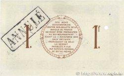 1 Franc FRANCE régionalisme et divers Saint-Dizier 1915 JP.113.10 SUP+