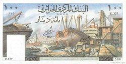 100 Dinars ALGÉRIE  1964 P.125a pr.NEUF