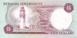 5 Dollars BERMUDES  1970 P.24a pr.NEUF