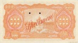 100 Kyats BIRMANIE  1944 P.21s1 pr.NEUF