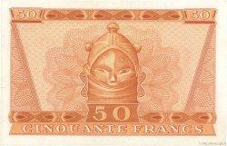 50 Francs GUINÉE  1958 P.06 pr.NEUF