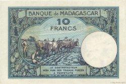 10 Francs MADAGASCAR  1948 P.36 pr.NEUF