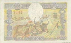 100 Francs MADAGASCAR  1937 P.40 SUP
