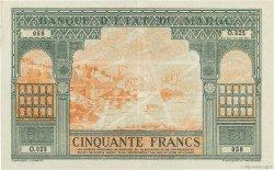 50 Francs type 1943 Casablanca. MAROC  1943 P.40 pr.SPL