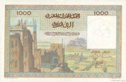 1000 Francs MAROC  1956 P.47 pr.SPL