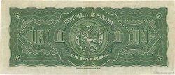 1 Balboa PANAMA  1941 P.22a TTB