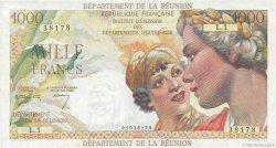 1000 Francs Union Française ÎLE DE LA RÉUNION  1946 P.47a SUP