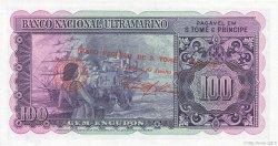 100 Escudos SAINT THOMAS et PRINCE  1976 P.046 SPL
