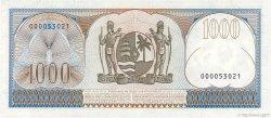 1000 Gulden SURINAM  1963 P.124 NEUF