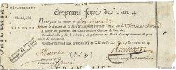 10 Francs FRANCE régionalisme et divers  1795  TB+