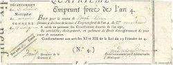 20 Francs - 20 Livres FRANCE régionalisme et divers SAINT-LOUP 1795  SUP