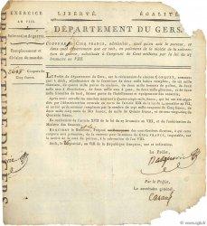 5 Francs FRANCE régionalisme et divers  1800  TB