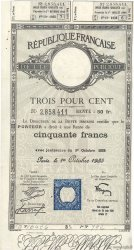 50 Francs FRANCE régionalisme et divers  1935  SUP