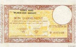 10000 Francs FRANCE régionalisme et divers  1940  TTB