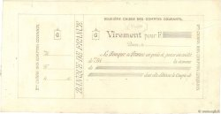 (100) Francs FRANCE régionalisme et divers  1800  SUP