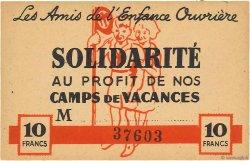 10 Francs FRANCE régionalisme et divers  1932  SPL