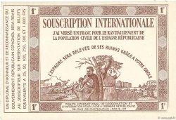 1 Franc FRANCE régionalisme et divers  1936  NEUF
