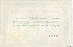 50000 Francs FRANCE régionalisme et divers  1943  TTB