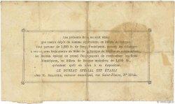 1 Franc FRANCE régionalisme et divers Cambrai 1871 JER.59.15a TTB