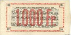 1000 Francs FRANCE régionalisme et divers LAON 1915 JPNEC.02.1307 SUP