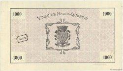1000 Francs FRANCE régionalisme et divers  1915 JPNEC.02.2067 SUP