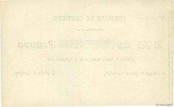 1 Franc FRANCE régionalisme et divers  1914 JPNEC.80.53 SPL