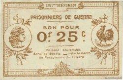 25 Centimes FRANCE régionalisme et divers  1914 JPNEC.13.098 TTB