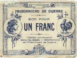 1 Franc FRANCE régionalisme et divers MIRAMAS 1914 JPNEC.13.098 TB
