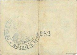 2 Francs FRANCE régionalisme et divers MIRAMAS 1914 JPNEC.13.098 TTB
