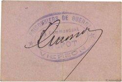 10 Centimes FRANCE régionalisme et divers VIERZON 1914 JPNEC.18.33 TTB+