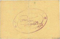50 Centimes FRANCE régionalisme et divers VIERZON 1914 JPNEC.18.33 TTB+