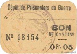 5 Centimes FRANCE régionalisme et divers SÈTE 1917 JPNEC.34.90 SUP