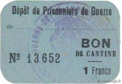 1 Franc FRANCE régionalisme et divers  1917 JPNEC.34.90 SUP